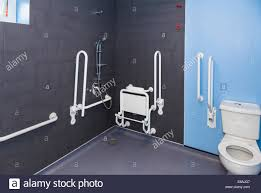 Disabled Wetroom Bathroom Stock Photo Royalty Free Image - Wetroom bathroom