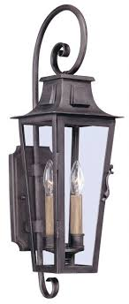 french outdoor lighting. Troy Lighting French Quarter 2-Light Outdoor Wall Lantern - Lights