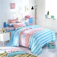 penguin comforter cute penguin cartoon style polyester bedding sets queen king size duvet cover flat sheet pillowcases mobile mothercare penguin