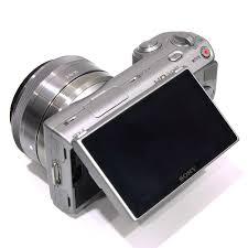 sony nex 5. [used] sony alpha nex-5 interchangeable lens digital camera with 16mm f/ nex 5