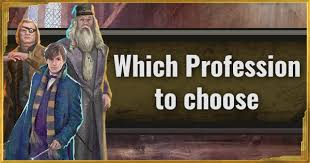 Best Professions Which Profession Is Best For You Wizards Unite Gamepress