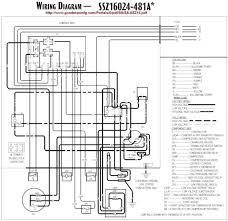 coleman heat pump thermostat wiring diagram wiring diagram goodman wiring diagram nilza net