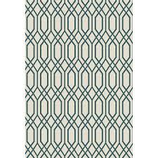 oriental weavers of america fairfield ivory indoor outdoor oriental area rug common 5