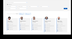 Nyc Organizational Chart Employee Directory Software Livetiles
