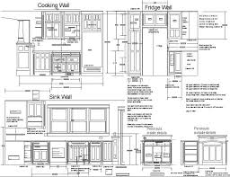 Kitchen Cabinet Building Plans