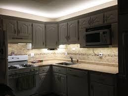 Lighting Design For Kitchen Kitchen Cool Kitchen Backsplash Design Plus Stone Countertop With