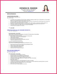 Resume For Hrm Ojt Bahamas Schools