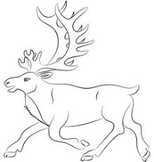 <b>Deer</b>, <b>Cartoon</b> & Outline Vector Images (over 810)