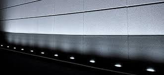 recessed floor lighting. Recessed Floor Light Fixture LED Round Outdoor ECHO EFFECT Warm Lighting 1 H