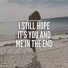 Hope Love Quotes