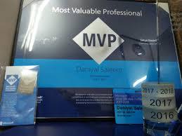 Microsoft Mvp Certification Microsoft Azure Cloud Devops Blog