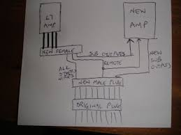 l7 amp wiring diagram for wiring diagram library adding an amp to logic 7 via bruce u0027s method 5series net forumsadding an amp