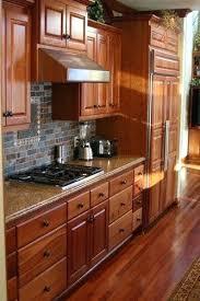 kitchen backsplash cherry cabinets. Interesting Cabinets Traditional Kitchen Backsplash Cherry With Slate  Non Ideas Inside Kitchen Backsplash Cherry Cabinets I