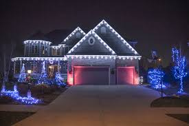 christmas home lighting. Holiday Light Installation Company Naperville American Intended For The Most Brilliant And Also Interesting Professional Christmas Home Lighting