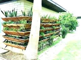 outdoor wall planter ideas vertical wall planter diy outdoor living outdoor wall planters outdoor wall planters hangings