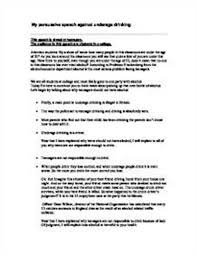 drinking and driving essay write persuasive essay drinking view larger
