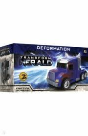 <b>Робот</b>-<b>трансформер Junfa</b> toys 333-4A — купить по выгодной ...
