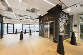 at pwc switzerland s office in basel evolution design focused on empowering employees as a way to help manage stress levels and increase energy levels