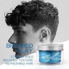 <b>Sevich</b> Strong Hold Refreshing <b>Hair</b> Clay <b>100g Hair</b> Bushed Clay ...