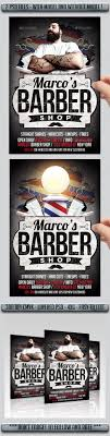barber flyer 15 excellent flyer templates for your next event barbershop and