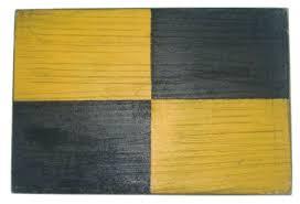 letter l rustic wooden nautical alphabet flag decoration monogram board whole paintings beach decor image 0 wooden letter