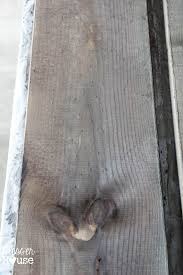 Grey Wash Wood Stain The Most Natural Inexpensive Way To Stain Wood Blesser House