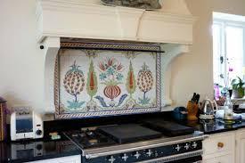 syrian tiles kitchen tile panel