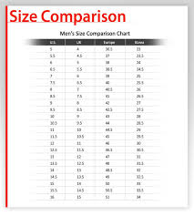 Mens Footwear Size Chart Mens Foot Size Chart Image 001 Printable Coloring Pages
