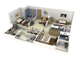 Tech N Gen July  RENDERS Pinterest Search Tech And Condos - Studio apartment floor plans 3d