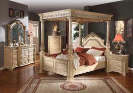 king canopy bedroom set. canopy bed design, king set princess anne ii collection antique white wood finish bedroom