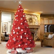 Valentine Chic Ideas Colored Christmas Trees Wonderful Inspiration Color  Yay Or Cheap Canada Clearance Target Best