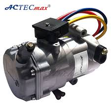 car air conditioning compressor. electric car ac compressor, dc 12v compressor air conditioning p