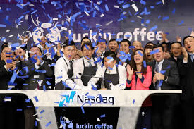 Luckin coffee's growth was impressive, but there were some major questions over its business model. The Luckin Scandal Fake Sales Power Struggles And A Broken Model Nikkei Asia