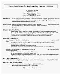 Automotive Engineer Resumes Mechanical Engineering Resume Objective Unique 20