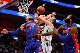 Pistons vs. Hornets game preview ...