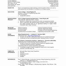 Resume Objective Civil Engineer Alluring Resume Civileer Fresh Graduate For Ofeering Template Rare 73