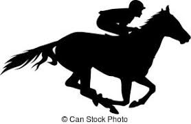 horse racing clipart.  Racing Horse Races For Racing Clipart H