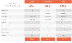 Pricing Table Templates 15 Best Price Table Html Css Templates