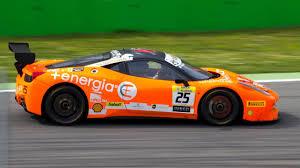 2014 Ferrari 458 Challenge EVO - Glowing Brakes & Pure V8 Sound ...