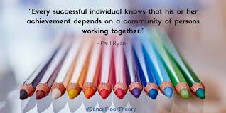 Quotes About Community Mesmerizing Quotes About Community And Sayings
