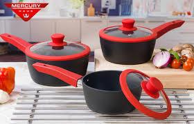 Mercury Haus. Кухонная посуда и техника - Чики Рики