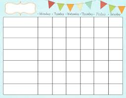 Chore Sticker Chart Printable Free Printable Chore Charts For Kids Chore Chart Kids