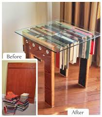 furniture upcycling ideas. Upcycled Furniture | Side Table From John Combs Upcycle Featured At Our Philadelphia Home #diy Upcycling Ideas N