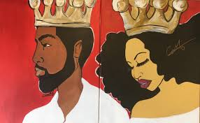 date night king and queen