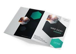 Brochures For Your Business Print Custom Brochures Online Inkmonk
