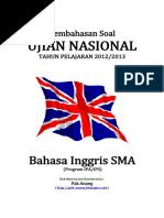 Bahasa inggris kelompok b (umum) 1. Ringkasan Bahasa Inggris Sma Bali Indonesia