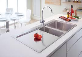 Kitchen Sinks With Taps  Kitchen Plumbing U0026 Fittings  Home Ideal Standard Kitchen Sinks