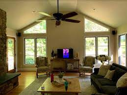 vaulted ceiling wall or ceiling color