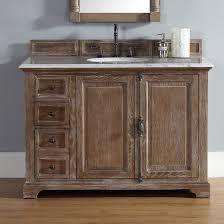 Driftwood Bathroom Vanity James Martin Furniture Providence 48 Single Driftwood Bathroom