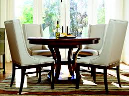 ... Fancy Small Dining Room Decorating Design Ideas : Astounding Small  Dining Room Decoration With Round Wooden ...